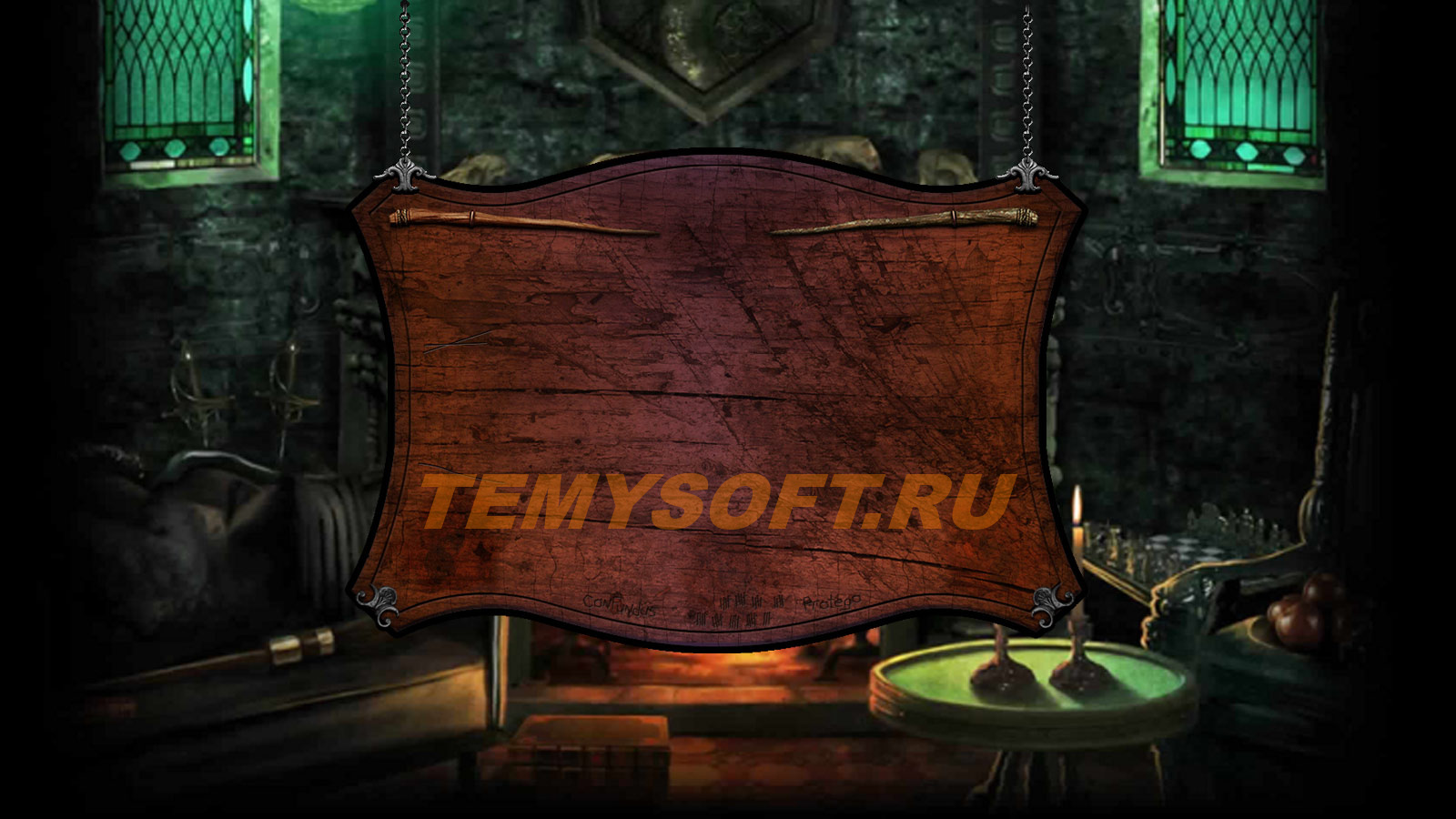 Pottermore logon screen slytherin 2 by xxtayce
