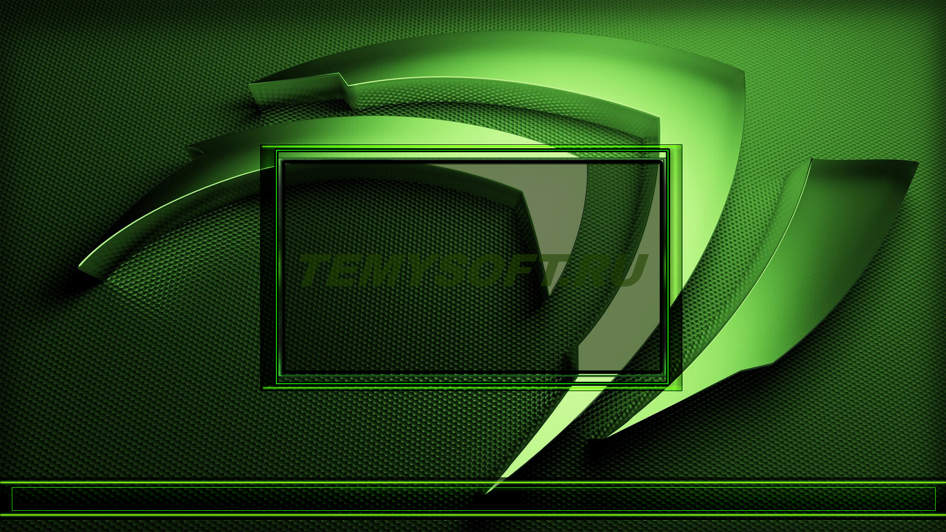Nvidia LOGON Screen + user image by ostx
