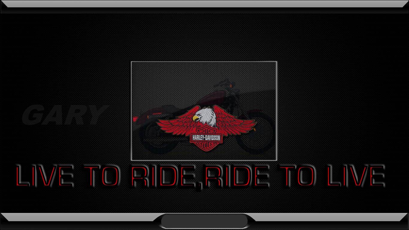 HD Sportster Logon by GARY
