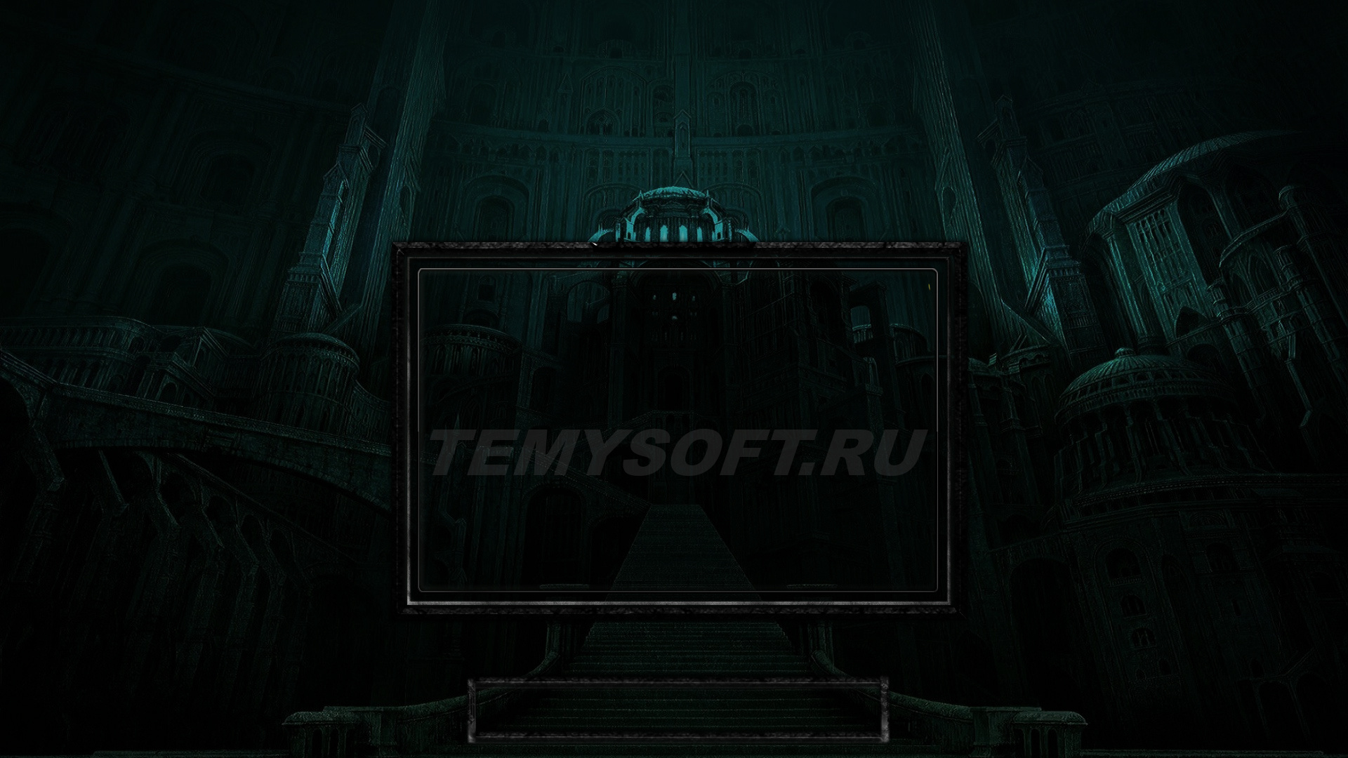 Minas Morgul log on screen two versions by POWEREDBYOSTX