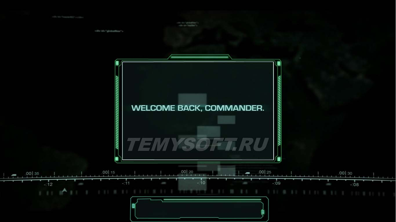 Welcome back comander by POWEREDBYOSTX