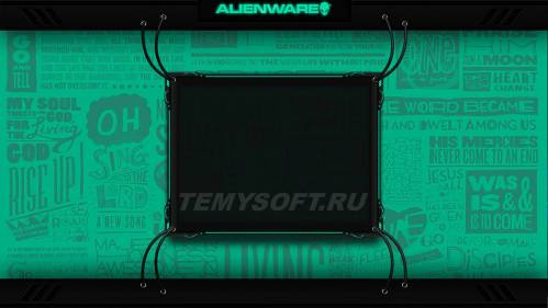 Alienware Eclipse --BIOHAZARD EDITION by Mr.Blade