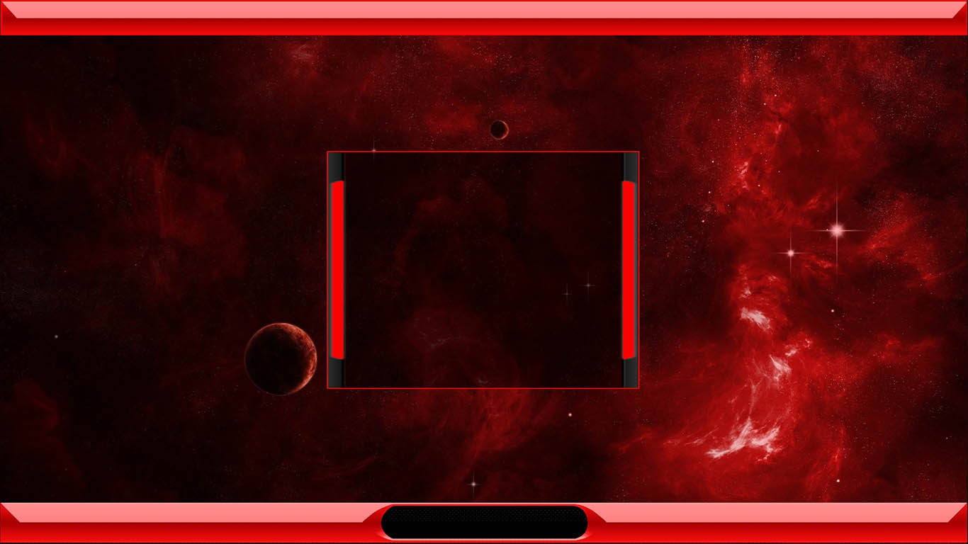 Red Space Logon by GARY
