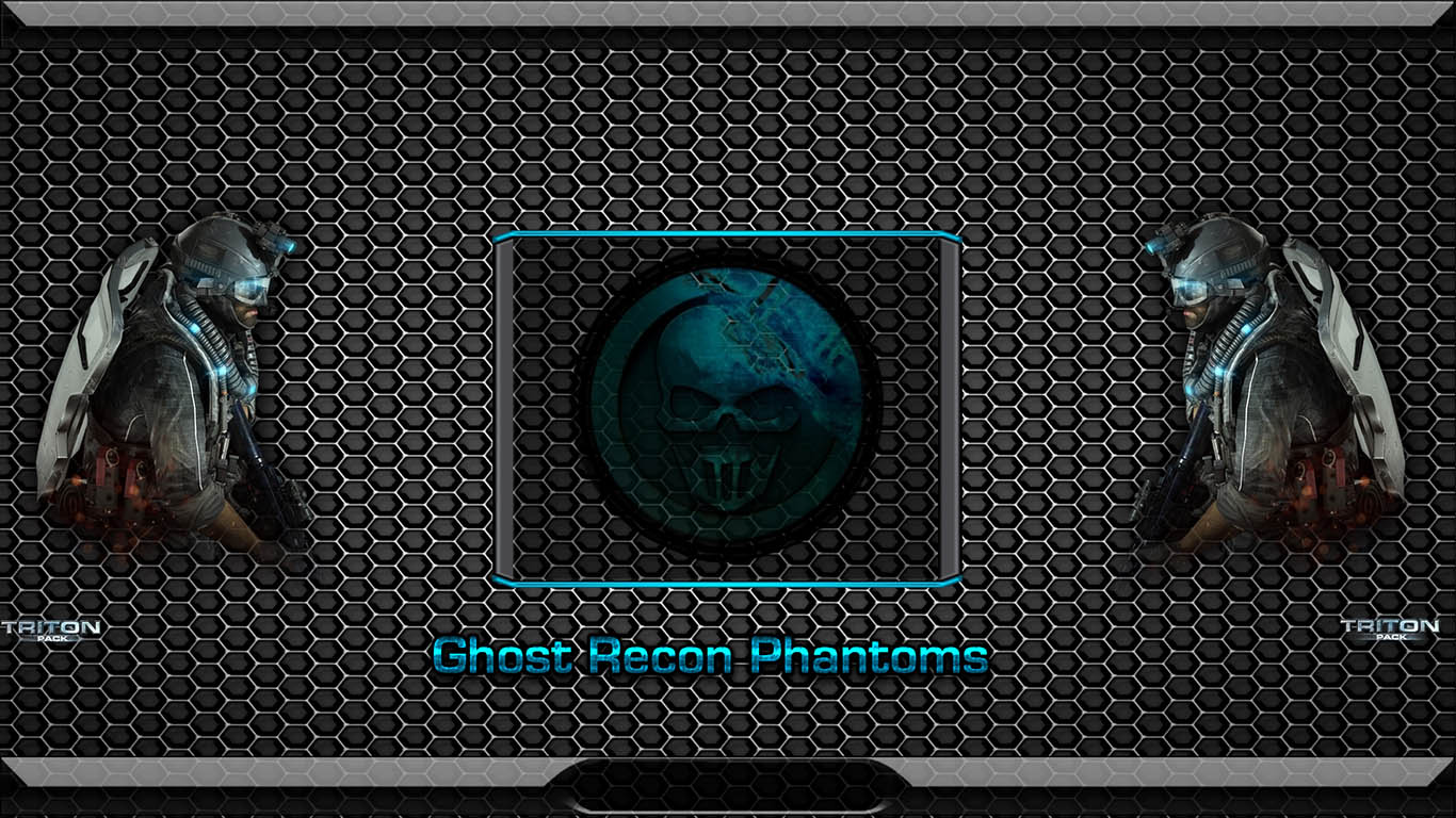 Ghost Recon Phatoms Logon by GARY