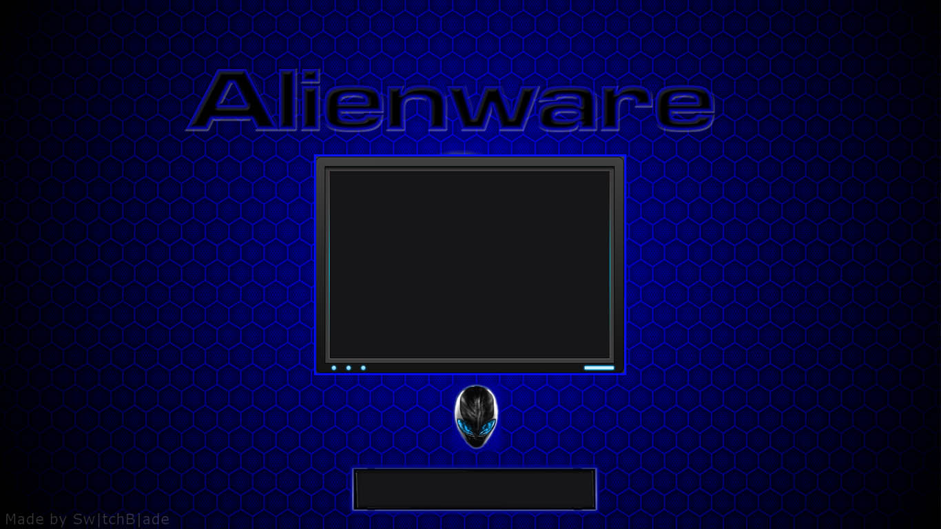 Alienware Logon by SwitchBlade