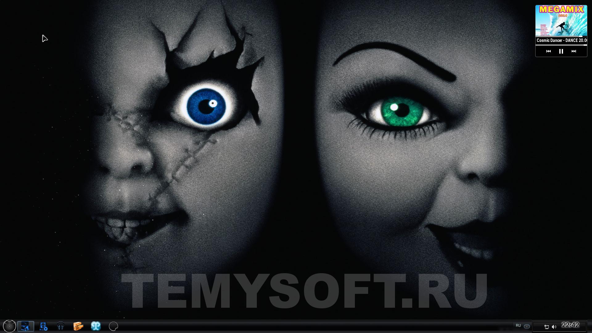 Chucky by bigcyco1