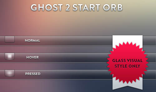 Ghost 2 start orb by takumidesign