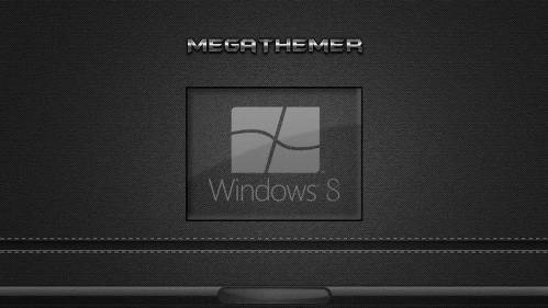 MegaThemer WIN 8 Logon By TerminatoR