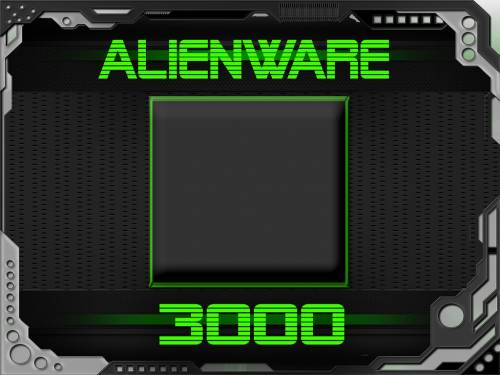 ALIEN 3000 Logon picture deviantdon