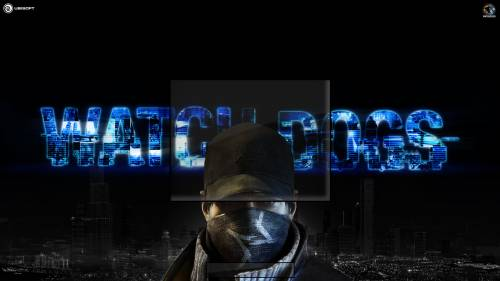 Watch Dogs Logon by TerminatoR