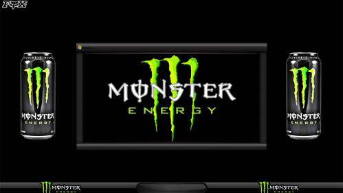 Monster Energy FOX by TerminatoR