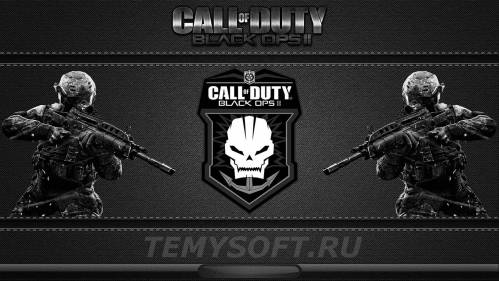 COD Black Ops 2 Logon by TerminatoR