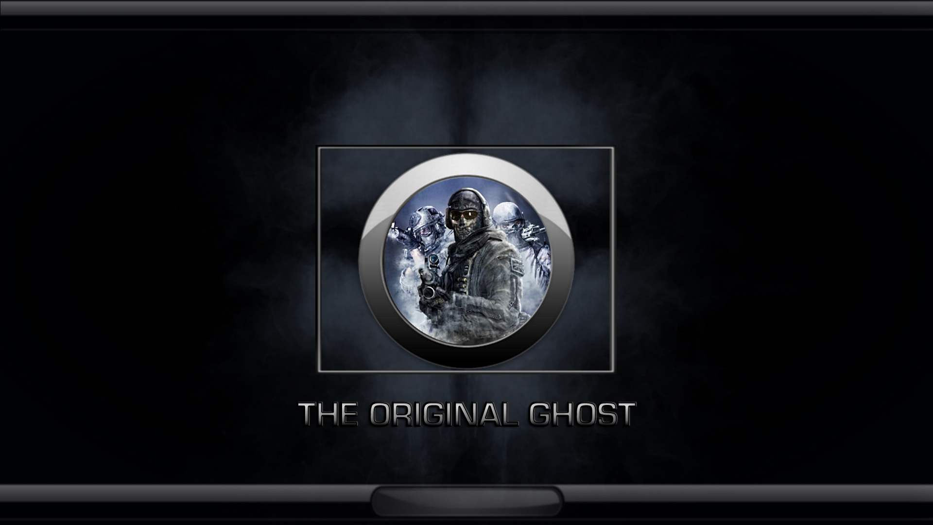 The Original Ghost Logon by GARY