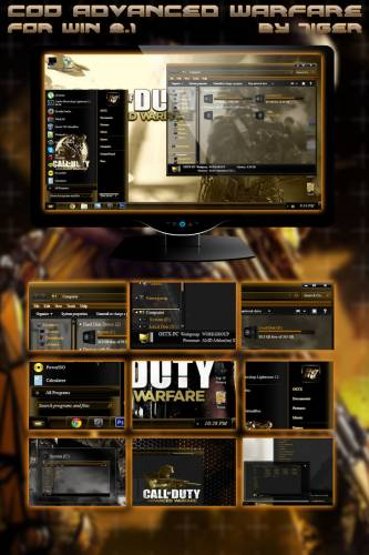 COD AW by Tiger & PoweredbyOstx