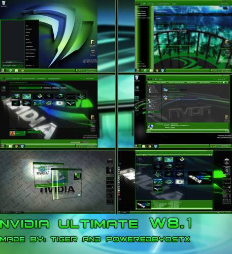Nvidia Ultimate by Tiger and OE