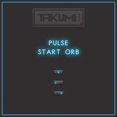 Pulse start orb by takumidesign