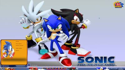 Sonic and Friends Theme by NOFX1994
