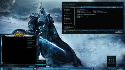 WoW Wrath of Lich King by Poweredbyostx