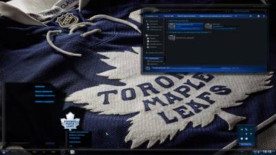 Toronto maple leafs by r0ck n r0lla1