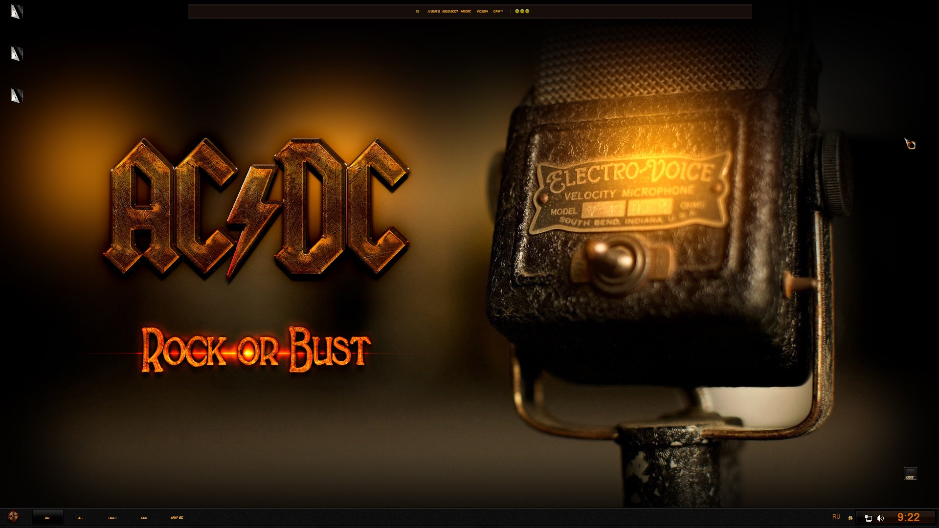 ACDC by Razorsedge