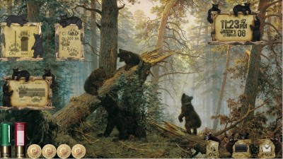 Outdoor Living Bear Desktop for Rainmeter 1 0 by ionstorm01