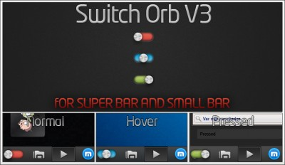 Switch orb v3 by Metalirving