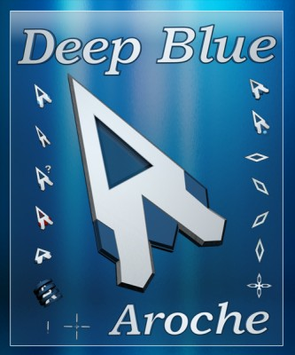 Deep blue by aroche