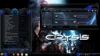 Crysis win 7 by Thelegend2