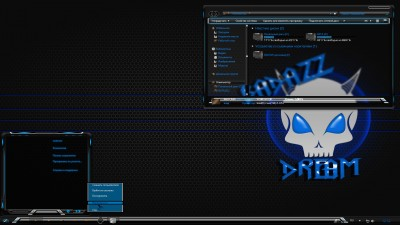 Badazz dream THEME PACK by Diviantdon / 5 потрясающих пак тем для windows 7