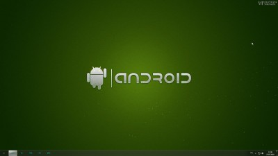 Android Theme by VikiTech