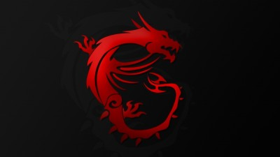 MSI Dragon Wallpaper by Mr.GRiM