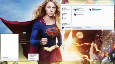 Super Girl TV For Win 7