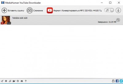 MediaHuman YouTube Downloader 3.9.9.45 (0609)