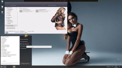 PlayBoy Skin Pack for Windows 10