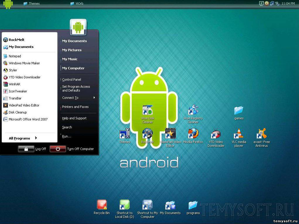 Android xp