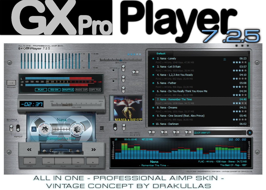 Gxpro player 7 2 5 by drakullas