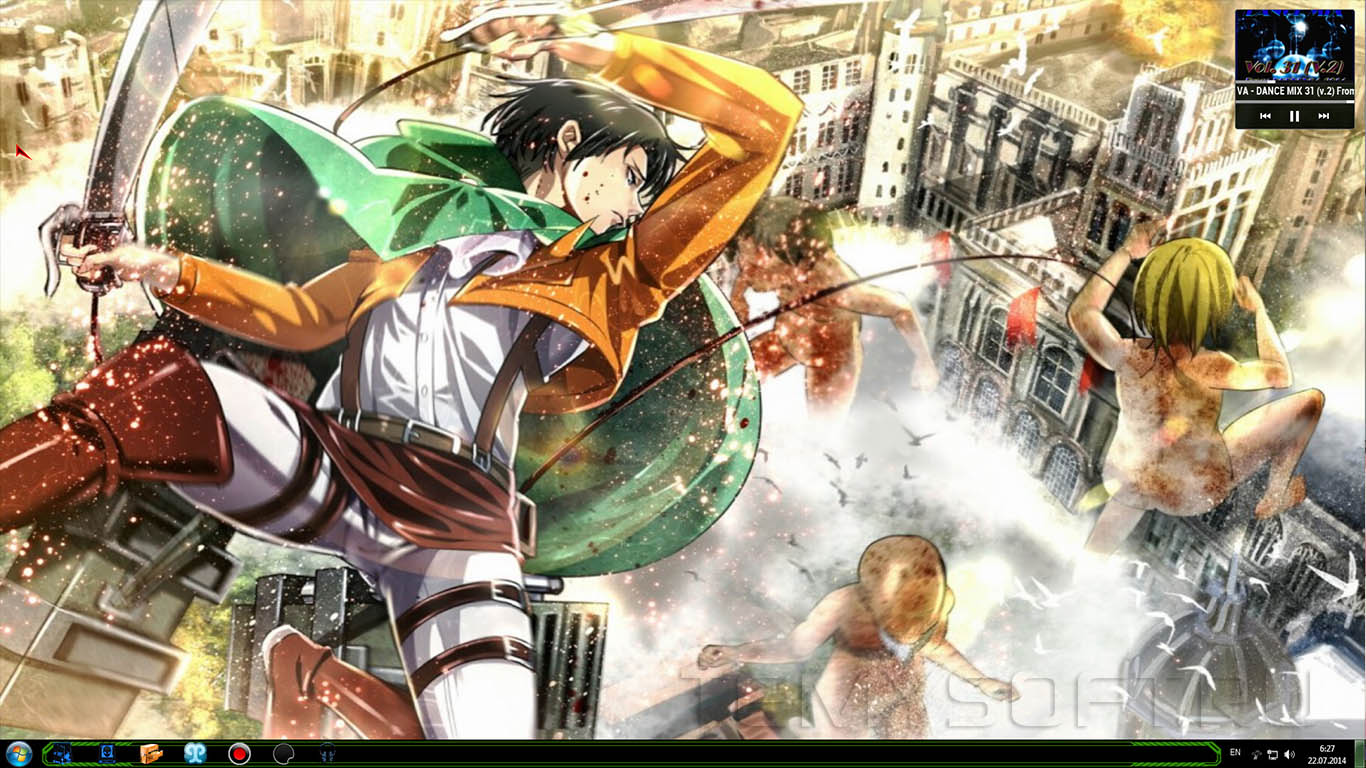 Levi rivaille by bir2d